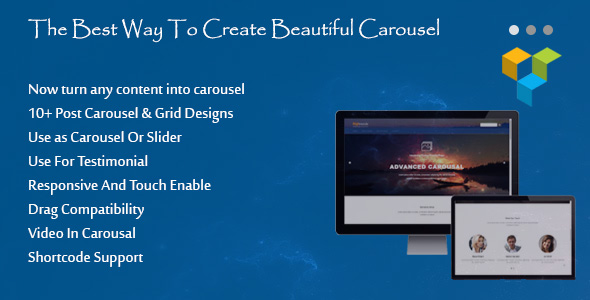 Ultimate Carousel For WPBakery Page Builder (formerly Visual Composer)