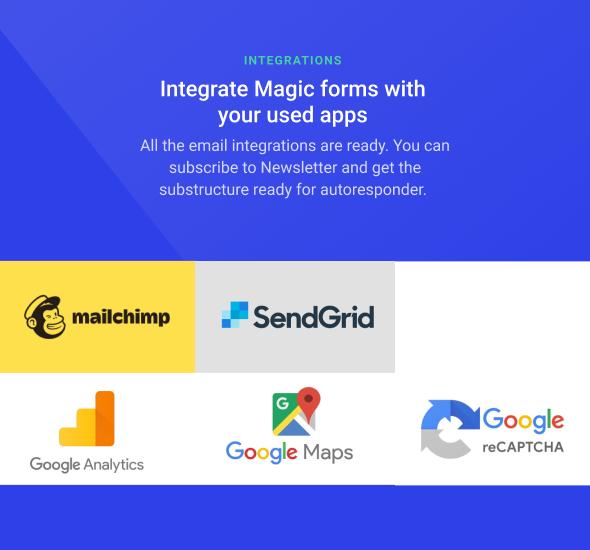 MagicForm - WordPress Form Builder - 10