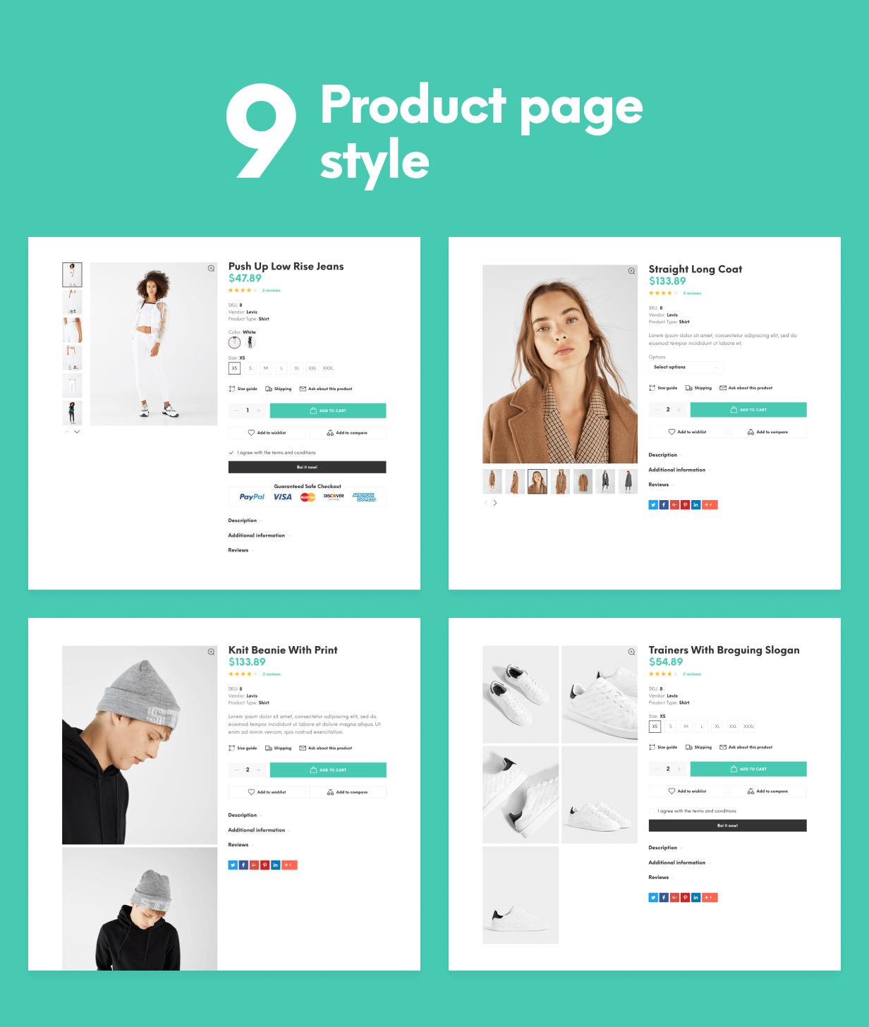 Yanka - Fashion Multipurpose Shopify Theme - 14