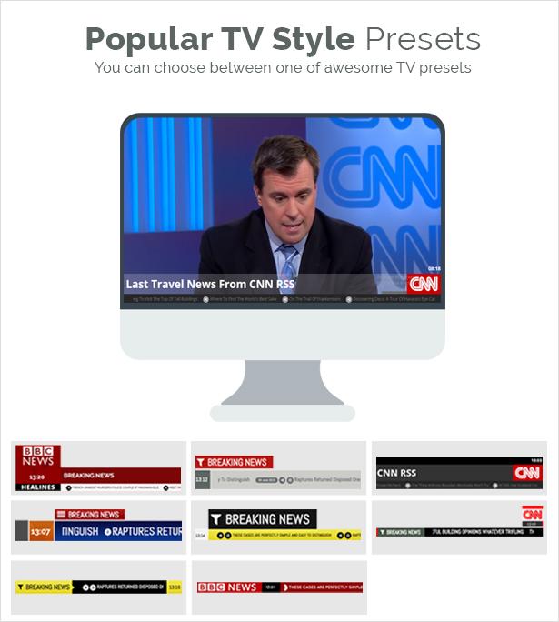 ticker tv preset