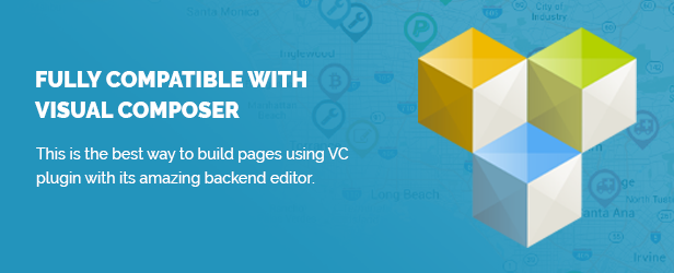 Fully Compatible with Visual Composer