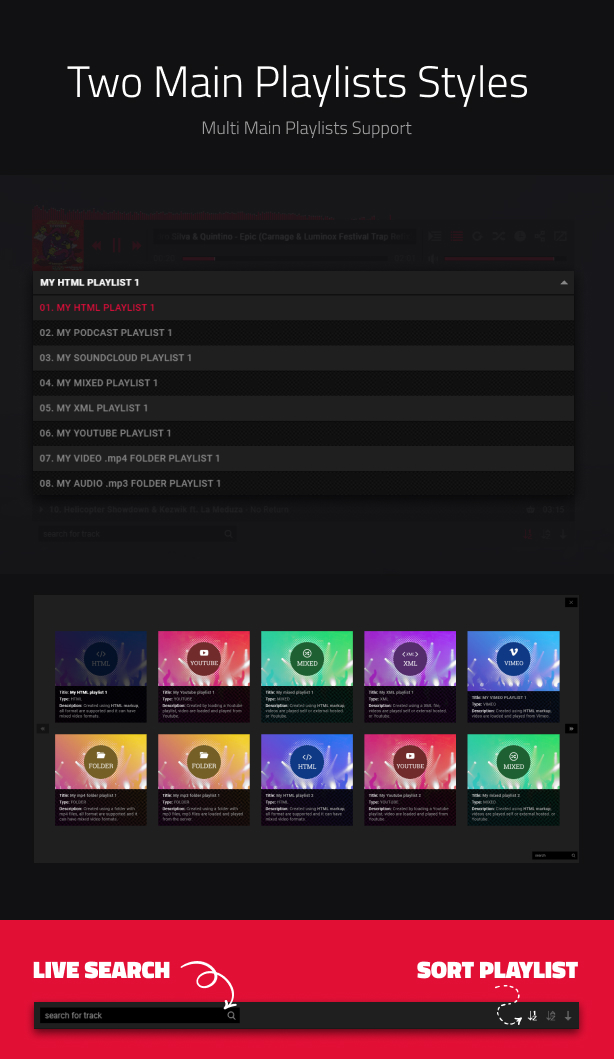 Royal Audio Player WordPress Plugin - 14