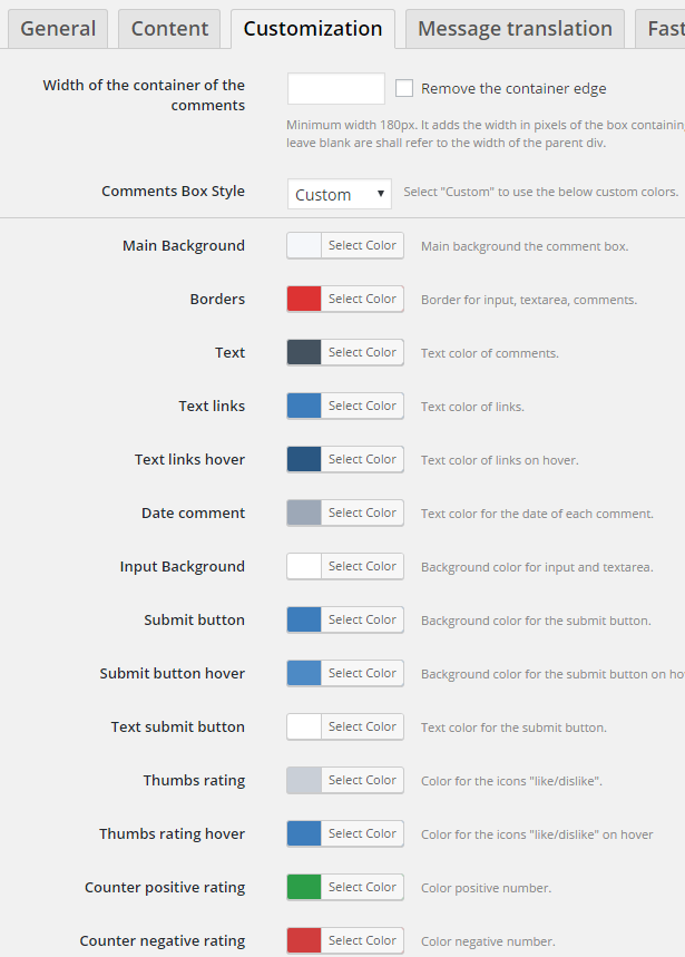 Comment System Plugin for WordPress & Ajax Comments - Comment Press - 6
