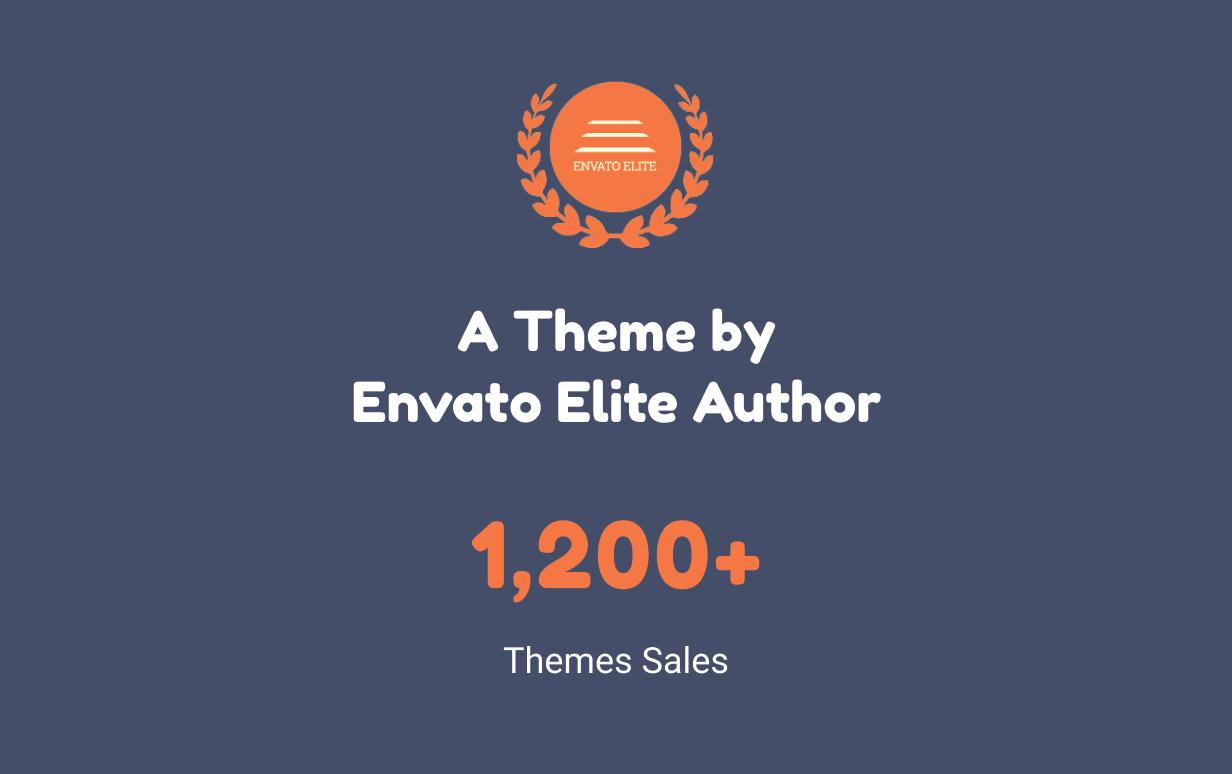 By Envato Elite Author