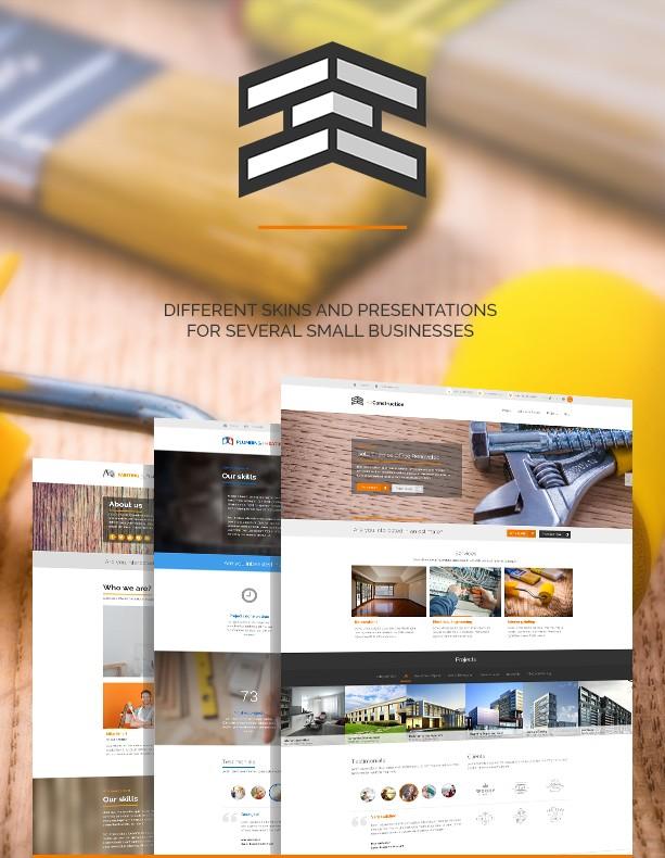 ReConstruction - Contractor & Building Theme - 1