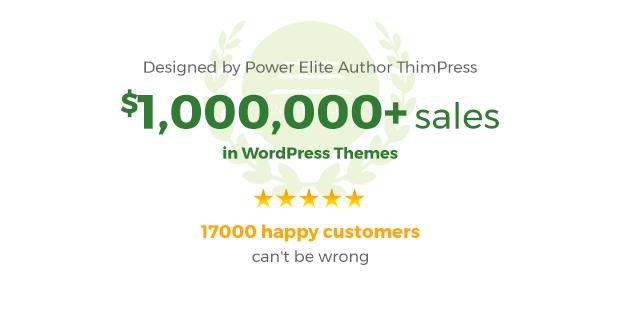 ThimPress - Power Elite Author