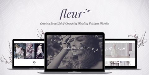 Fleur - Wedding Theme