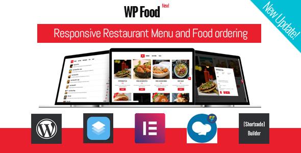 WP Food - Restaurant Menu & Food ordering