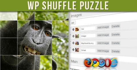 WP Shuffle Puzzle