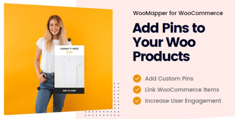 WooMapper - WordPress Hotspot Plugin, Display WooCommerce Products, Add Pins To Images