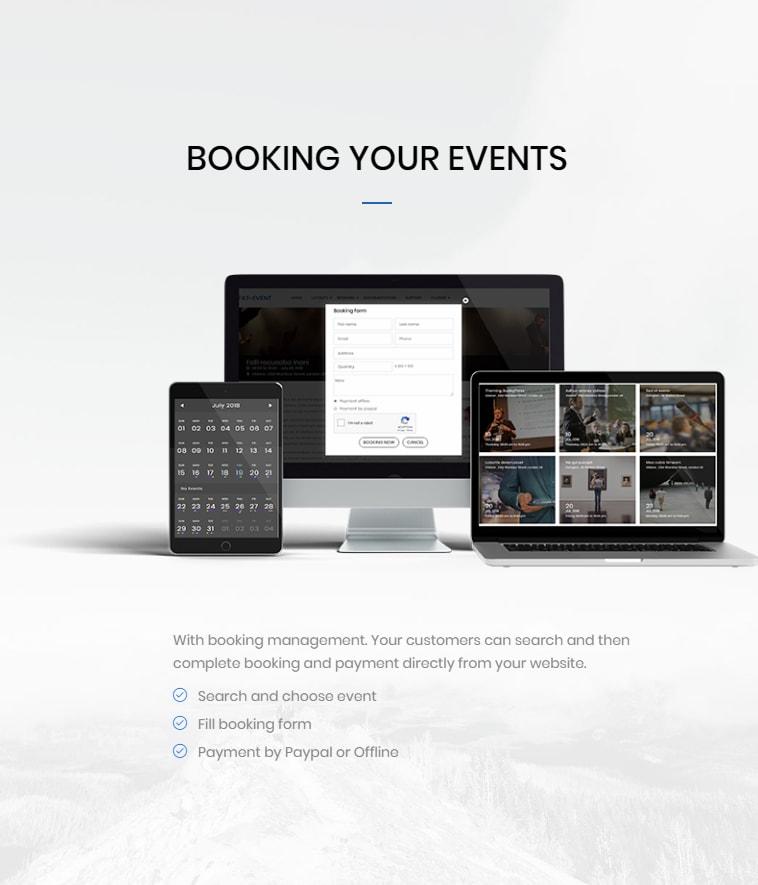 FAT Event - WordPress Event and Calendar Booking - 5
