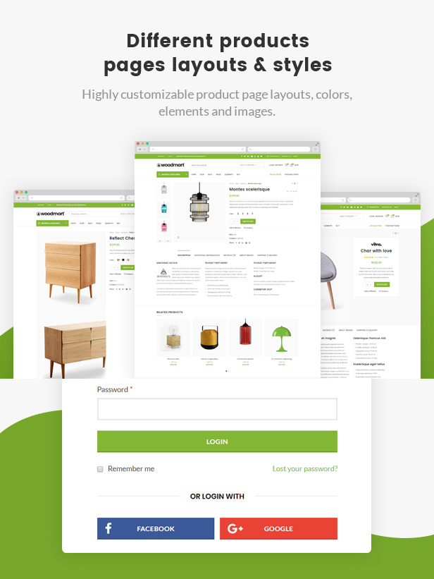 Woodmart - Responsive Shopify Template - 2