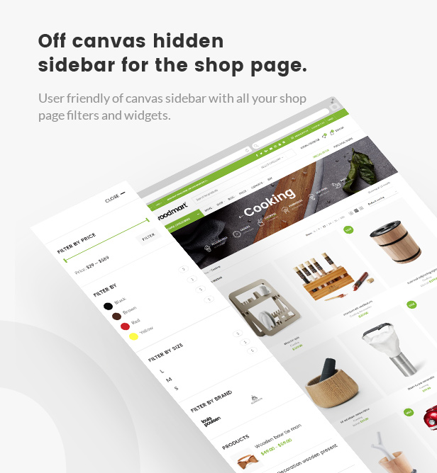 Woodmart - Responsive Shopify Template - 3