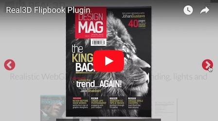 Bookshelf for Real3D Flipbook Addon - 2