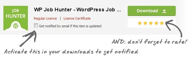 WP Job Hunter - WordPress Job Board Plugin - 5
