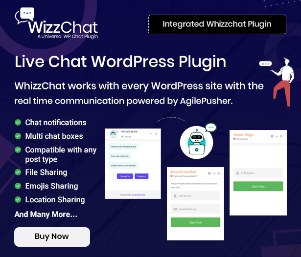whizzchat premium features