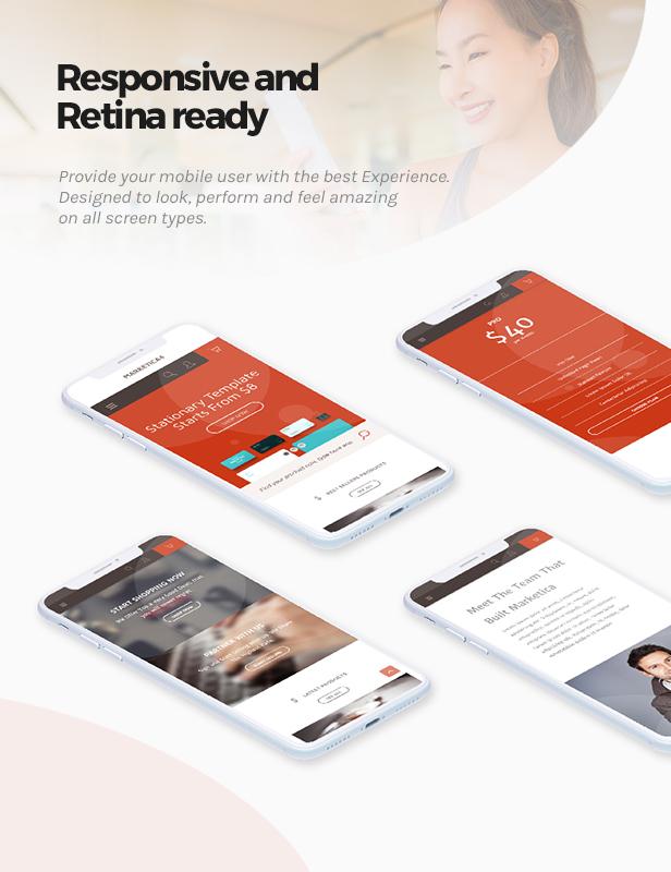 Marketica - eCommerce and Marketplace - WooCommerce WordPress Theme - 6