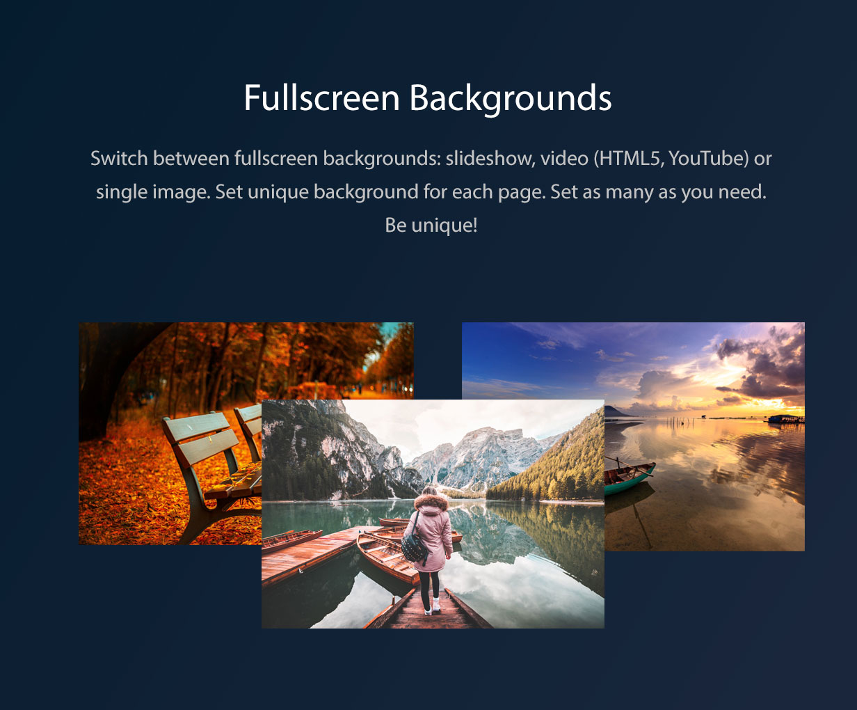 TopPic Photography Background Settings