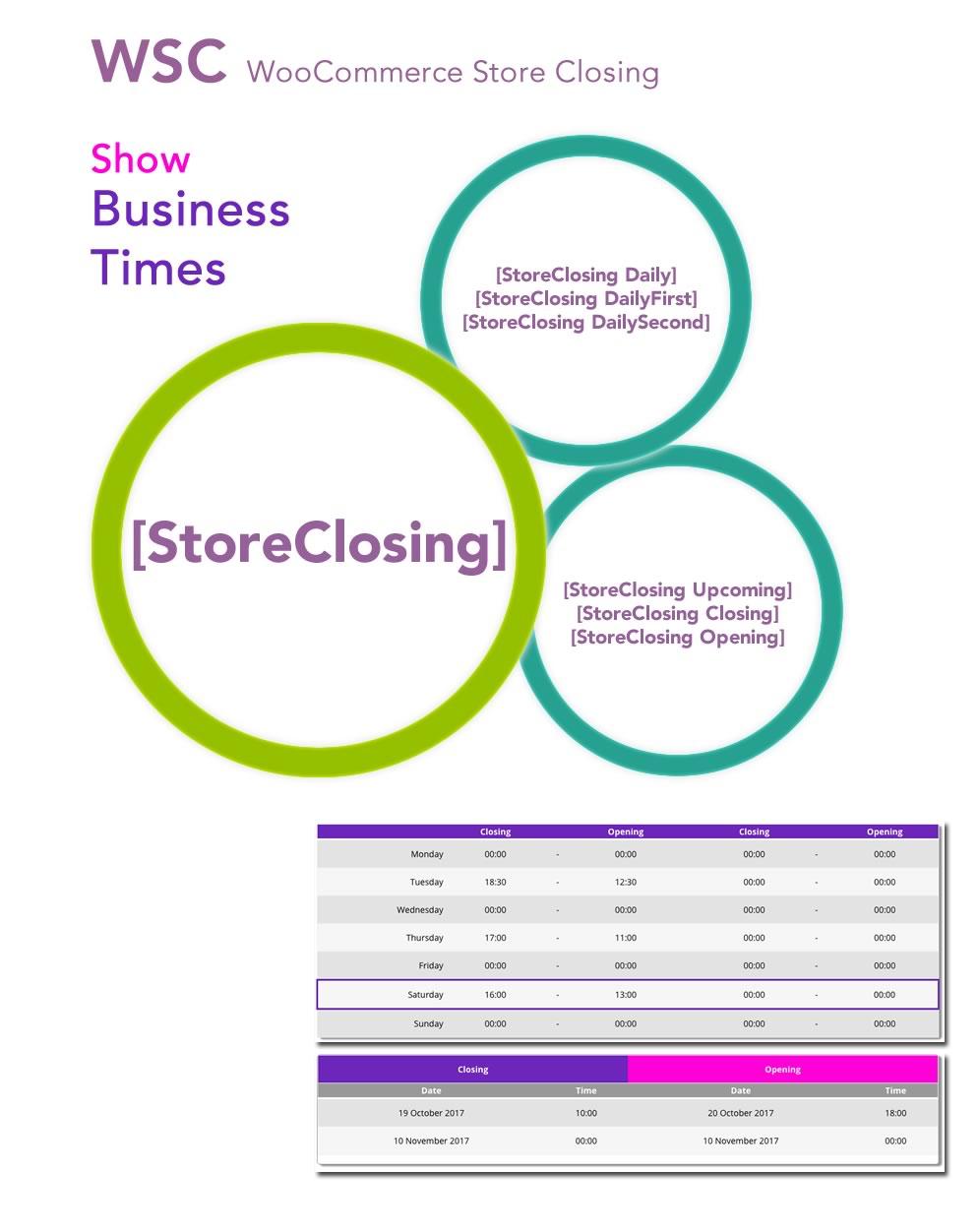 Woocommerce Store Closing - 6