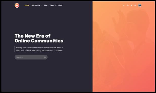Gwangi - PRO Multi-Purpose Membership, Social Network & BuddyPress Community Theme - 9