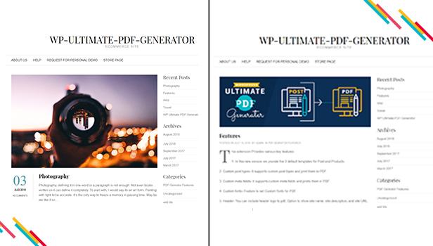pdf post