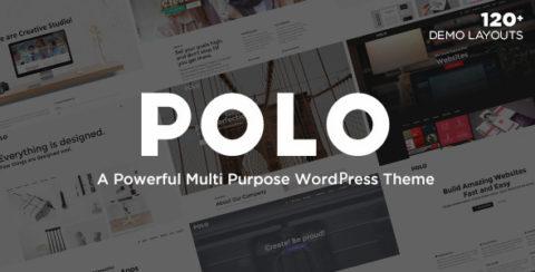 Polo - Responsive Multi-Purpose WordPress Theme