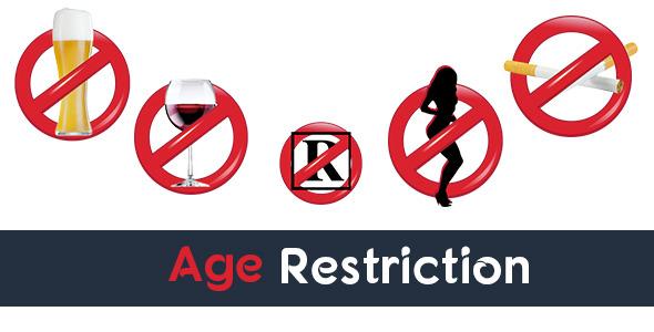 Premium Age Verification / Restriction for WordPress