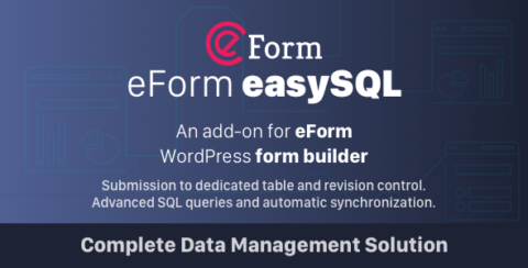 eForm Easy SQL - Submission to DB & Revision Control
