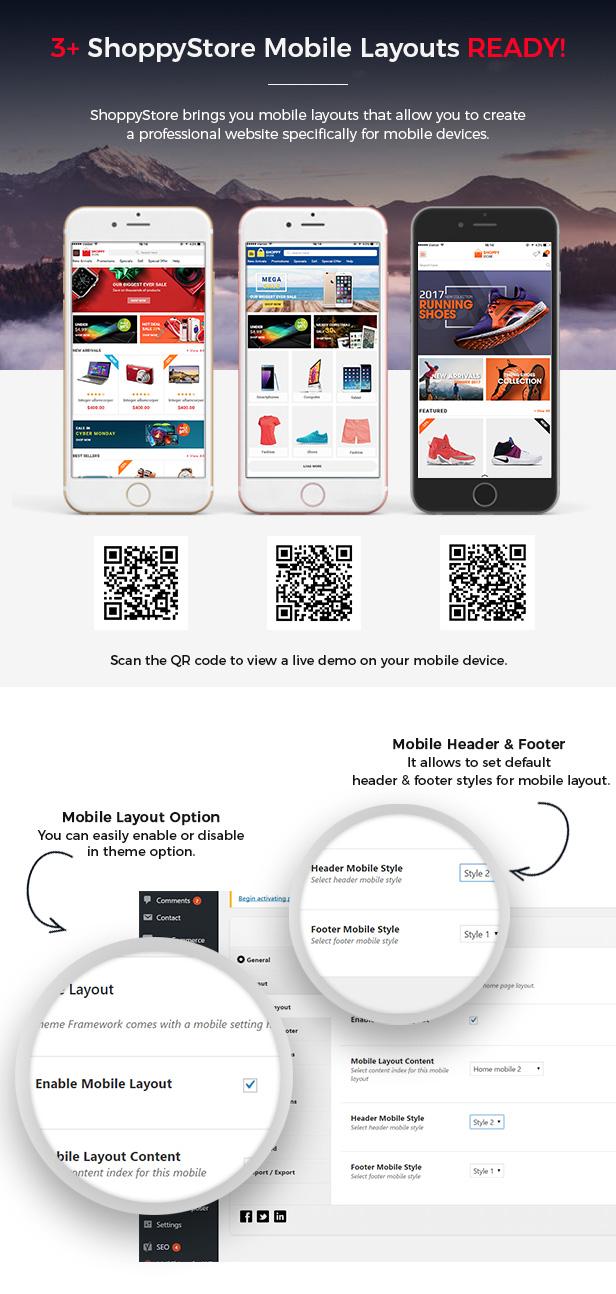 ShoppyStore - Multipurpose Elementor WooCommerce WordPress Theme (15+ Homepages & 3 Mobile Layouts) - 5