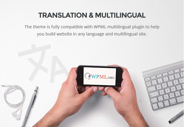 Responsive Technology WooCommerce WordPress Theme Translation