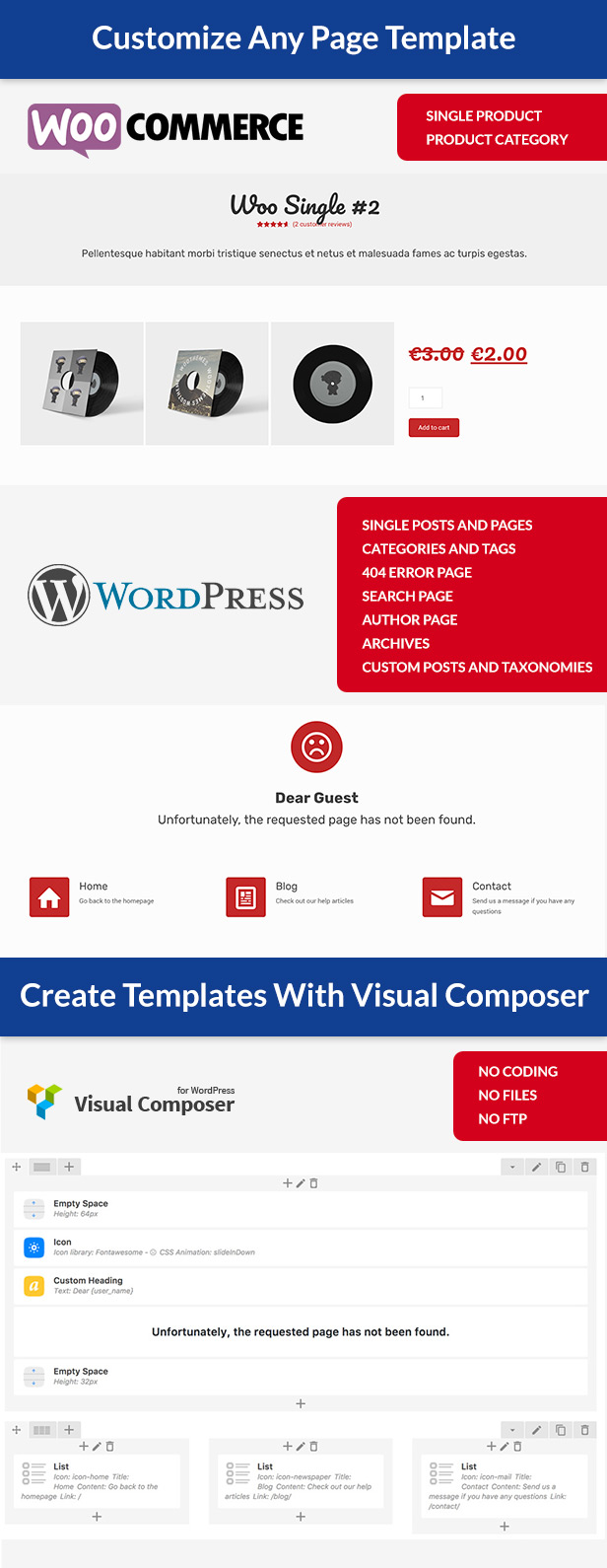 Custom Page Templates: New Way of Creating Custom Templates in WordPress - 3