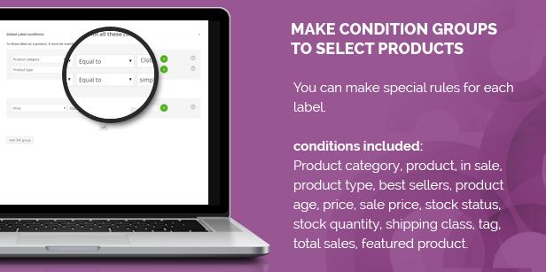 WooCommerce Advanced Product Label - 4