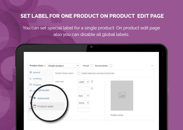 WooCommerce Advanced Product Label - 5