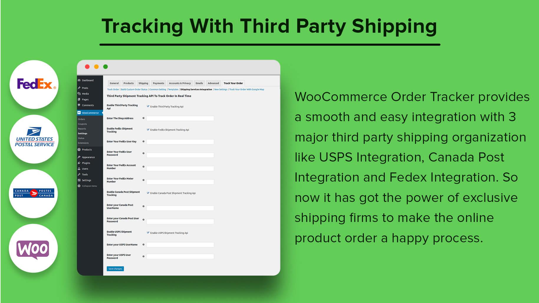 WooCommerce Order Tracker - 8