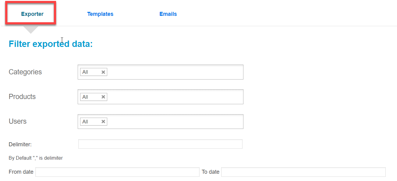 WooCommerce Bookings Exporter | Download CSV, PDF or Email Reports - 5