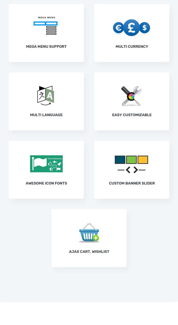 Elomus - Single Product eCommerce Shop Theme