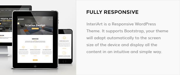 InteriArt - Furniture & Interior WordPress Theme - 10