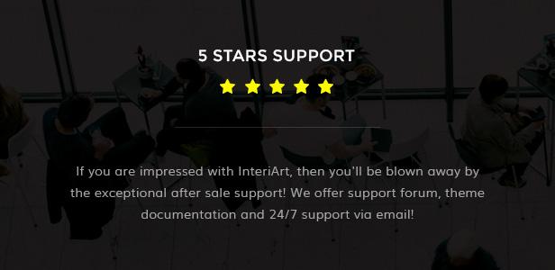 InteriArt - Furniture & Interior WordPress Theme - 21