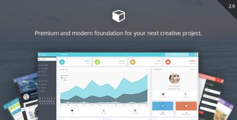 AppUI - Web App Bootstrap Admin Template