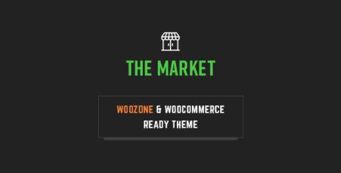 The Market - WooZone Affiliates Theme
