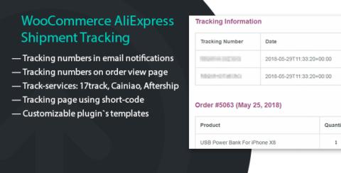WooCommerce AliExpress Shipment Tracking